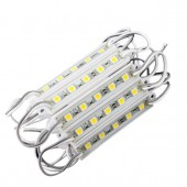 12V IP65 Waterproof 5LEDs 5050 LED Module Light Advertising Lamp 20pcs