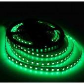 16.4Ft 600LEDs DC12V 3528 Green LED Flexible Strip Light 5Meters 2pcs