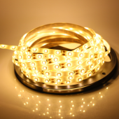 3528 Warm White SMD LED Strip 5M 300LEDs DC 12V Waterproof Light 3pcs