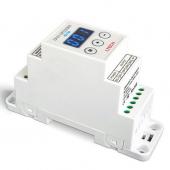 3CH CC DMX Decoder DIN-DMX-350 DC 12V-48V Ltech LED Controller