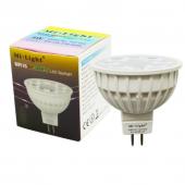 4W MR16 RGB+CCT Milight FUT104 Bulb 12V Dimmable LED Spotlight Smart Lamp