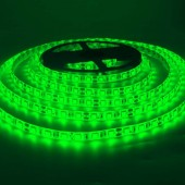 5050 12V 5M 300LEDs Green IP65 Flexible LED Strip Light 2pcs