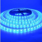 5050 Waterproof 12V 5M 300LEDs Blue IP65 Flexible LED Strip Light 2pcs