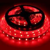 5630 Red Flex LED Strip Light 5M 300LEDs Non-Waterproof 2pcs