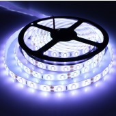 5630 Cold White 5M 300LEDs 12V Waterproof LED Strip 16.4Ft Light 2pcs