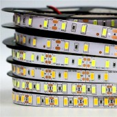 5630 LED Strip DC 12V 16.4ft 5M 300/450/600LEDs String Ribbon Flex Light