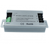 12V 24V 360W Aluminum RGB Amplifier LED Controller 2pcs