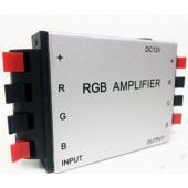 DC 12V 12A RGB Signal Amplifier Controller For LED Strip Light 2pcs