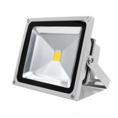 30W LED Floodlight High Power Landscape Security Flood Light Daylight
