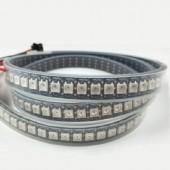 DC 5V 1M 144LEDs APA102 RGB LED Strip 5050 Addressable Pixel Light