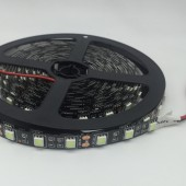 Black FPCB Ice Blue 5050 LED Strip 12V 5M 300LED Flex Light Ribbon
