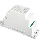 CV Power Repeater DC 12V 24V 12A LTECH LED Controller DIN-3011-12A