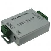 DC 12-24V RGB Amplifier Aluminum Leynew LED Controller LN-ZJFJ-3CH-LV 2pcs