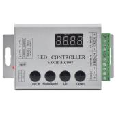 DC 12V 4 Keys HC008 Programmable RF 133 Modes RGB LED Pixel Controller