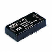 DKE10 Series 10W Mean Well Regulated Converter Power Supply