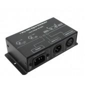 DMX121 DMX Signal Distributor AC 100-240V 2W Leynew LED Controller