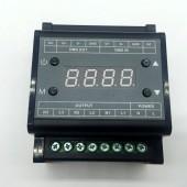DMX302 DMX Triac Dimmer AC 90-240V 3 Channels Leynew LED Controller