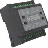 DMX303 DMX 0-10V Dimmer AC 90-240V 3 Channel Leynew LED Controller
