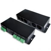 DMX Signal Amplifier LT-123 DC 12V LTECH LED Controller