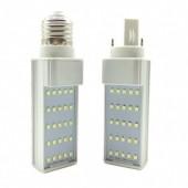 G24 E27 LED Bulb Corn Lamp Spotlight Horizontal Plug Light 7W 9W 11W 13W 15W 18W