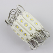 LED Module Injection DC 12V Light Waterproof IP65 3LEDs 5050 40pcs