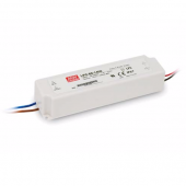 LPC-60 Series 60W Mean Well LED Driver Power Supply IP67