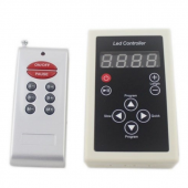 LPD6803 RGB Digital Controller LED Strip DC12V 133 Changing Modes