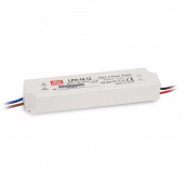 LPH-18 Series 18W Mean Well LED Driver Power Supply IP67