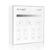 Mi.Light B1 4-Zone Brightness Dimmer Touch Panel Remote Controller
