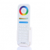 FUT089 Mi Light 8-Zone 2.4GHz RGB+CCT Remote Controller