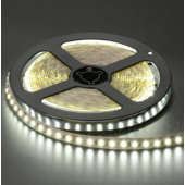 Non-Waterproof 3528 Pure White LED Strip Light 5M 600LEDs