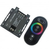 RF800 DC 12V 24V Full Color Touch Leynew LED Controller