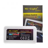 RGBW 4-zone Mi Light FUT038 LED Controller 12V 24V 30M Wireless 2.4G RF 2pcs