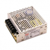 RS-50 Series 50W Mean Well Enclosed Power Supply