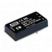 SLW05 Series 5W Mean Well Regulated Converter Power Supply