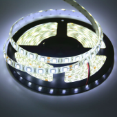 SMD 5050 DC 24V Pure White LED Strip 5M 300LEDs 16.4Ft Flexible Light