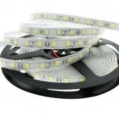 SMD 5050 IP68 Waterproof 5M 300 LEDs White LED Strip Light 12V