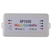SP105E Bluetooth SPI Controller Support Android IOS Control
