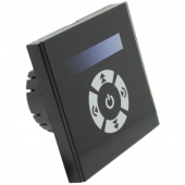 TM06E Low Voltage Touch Panel Dimmer DC 12V 24V Leynew LED Controller