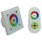 TM082E Low Voltage Touch Panel 3 Channel Leynew LED Controller
