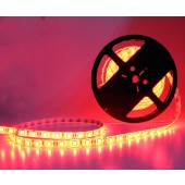 DC 24V 5050 5M 300LEDs Red Flexible LED Strip Light