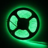 Waterproof 3528 Green Flexible Strip Light 5M 600LEDs 12V LED 2pcs