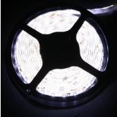 Waterproof 3528 White Flexible Strip Light 5M 600LEDs 12V LED 2pcs