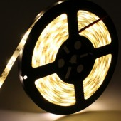 Waterproof 5 Meters 150LEDs 5050 Warm White LED Flexible Strip