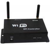 WF300 WiFi SPI DC 5-24V Leynew LED Controller
