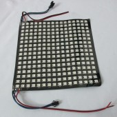 WS2811 16x16 256LEDs Pixels LED Panel Matrix Dispaly Light