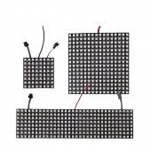 WS2811 RGB Panel Screen Digital Flexible LED Individually Addressable DC 5V