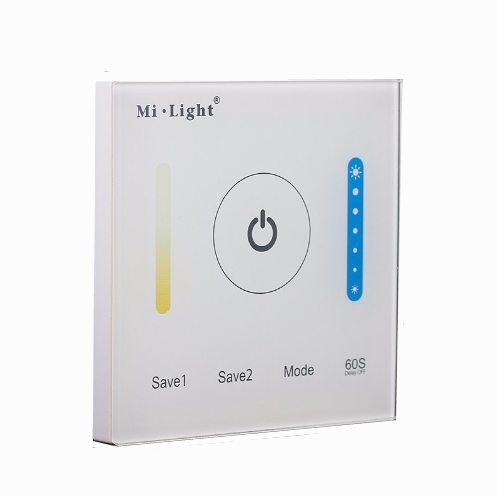 Mi.Light P2 DC 12 24V LED CCT Color Temperature Smart Panel Controller