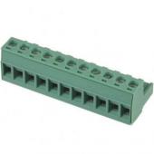 11 Pin Terminal Block Headers Plug Socket Term Blocks Connector 5pcs