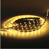 12V Warm White SMD 3528 LED Strip Light 5M 16.4Ft 300LEDs